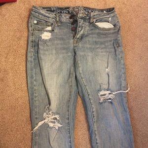 American eagle boy jeans